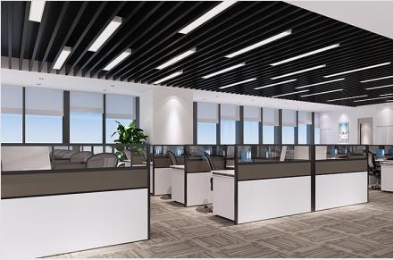 【龙华办公室设计】国内装饰设计十大品牌公司-深圳龙华办公室专业设计装修