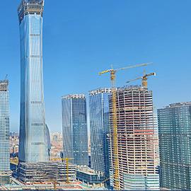 大型办公空间设计及施工