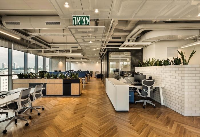 工業風辦公室裝修設計
