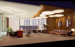 标克贸易公司深圳办公室设计