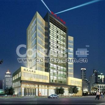 赣州铁龙大酒店装饰设计工程