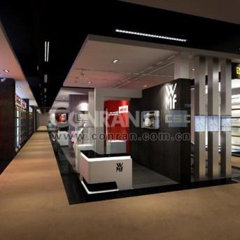 凯驰酒店设备制造公司展厅设计