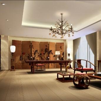 深圳财富大厦私人藏品展厅装饰设计