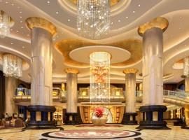 贵州皇冠大酒店设计(五星级)