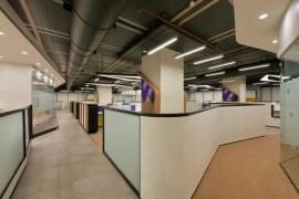 开放式办公室装修设计的优劣势