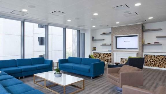 深圳装饰公司解析办公室装修与企业文化
