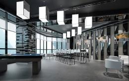 酷友网络科技有限公司办公室装修设计方案