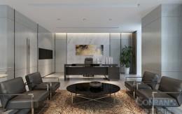 前海 Ansen Holdings 企业办公室装修设计