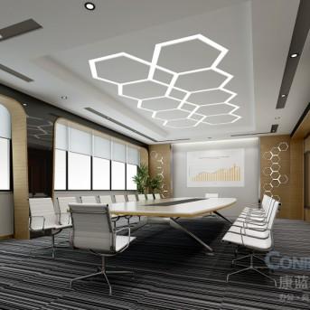 深圳能源集团物业公司办公楼设计