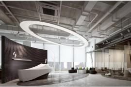 办公室装修营造良好的视觉环境