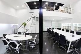 论有经验的办公室装修设计施工团队的重要性