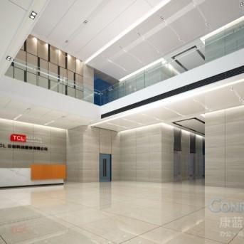 TCL通讯科技大厦装修工程