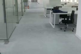 东亚物流办公室装修设计工程