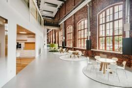想要拔高办公室装修的颜值,颜色的搭配很重要