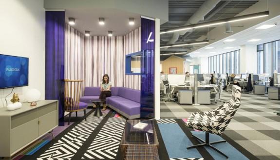 【经典办公室装修设计】这样的办公室装修设计,才叫极致典雅-康蓝装饰公司