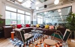 深圳办公室装修设计公司分享联合办公室装修设计的轻松与惬意
