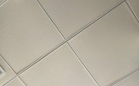 办公室吊顶材料_深圳办公室天花吊顶材料之铝合金网格天花_康蓝装饰公司