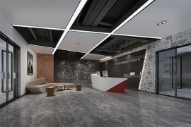 签约百士得仓储物流(香港)有限公司办公室装修设计工程 _康蓝装饰公司