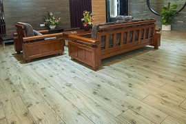 【办公室装修材料】办公室装修常用的木纹砖_康蓝装饰公司