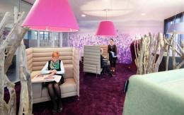 深圳装饰公司:办公室装修设计不可错过的装饰点_康蓝装饰公司