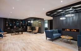 One Avenue Group伦敦服务式办公室装修设计_康蓝装饰公司