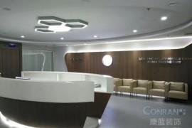签约美国NHC深圳静港门诊部装修工程
