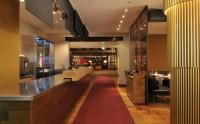 汉堡ManGold餐厅室内装修