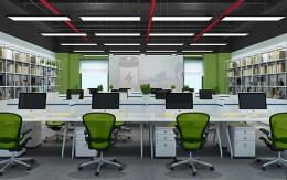 优质的深圳办公室设计装修有什么不同?如何设计_康蓝装饰