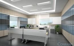 【办公空间设计】深圳办公室装修如何规划空间_康蓝装饰