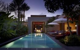 巴厘岛W酒店SPA水疗会所装饰设计
