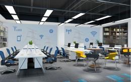 深圳办公室装修知识:现代化办公室装修需要注意哪些问题_康蓝装饰