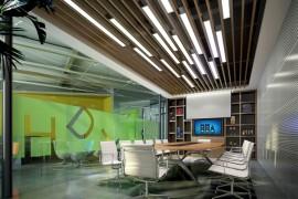 关于办公室装修材料的一些常识_康蓝装饰