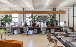 国外建筑装饰设计公司办公室设计装修