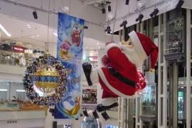 圣诞节办公室怎样进行办公室装饰