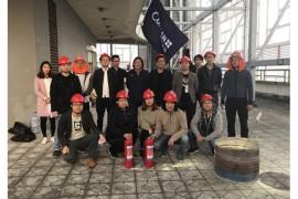 12月25日 康蓝装饰举行2018年度消防演练