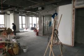 走进建活贸易装修现场 细节决定品质_康蓝装饰