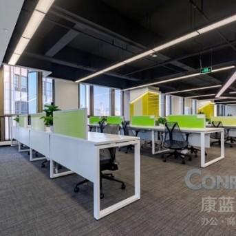深圳丰巢科技公司办公室装修项目_康蓝集团