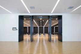 干净大气的办公空间装修如何构建?