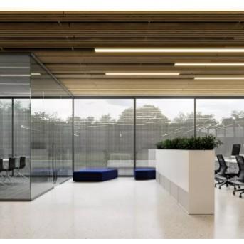 高端大气的办公室怎样设计?