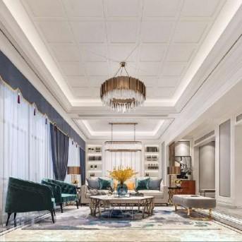 170平米的房子如何装修漂亮且预算不超过46万?