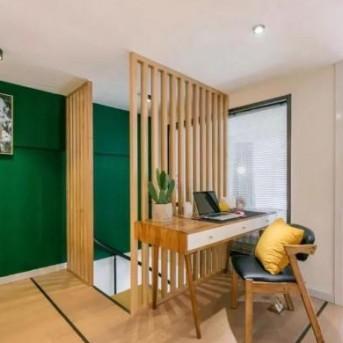 一套42㎡简约风格复式三房装修欣赏