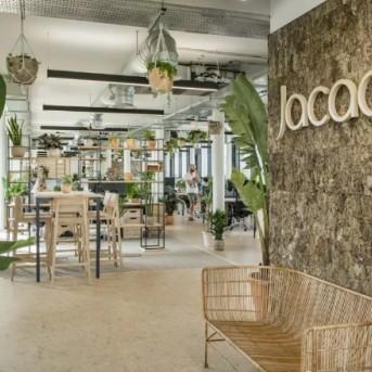 旅游公司办公室设计:玩转森林风,让工作遇见自然