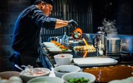 高颜值的日本料理餐厅是怎么装修设计?
