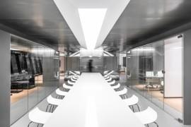办公室照明设计,灯光让空间更美观