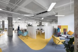 办公室软装如何设计,显得空间美观又有序?