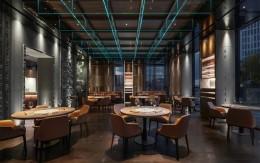 高颜值的日式餐厅是如何设计装修出来的?