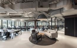 2021吸引员工的4个办公室装修设计方案,你会选择哪一个?