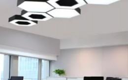 办公室设计装修中,这4种室内灯具最受人们喜爱!