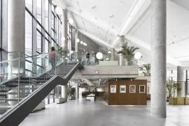 现代简约办公空间设计的4大原则,设计小白建议收藏!