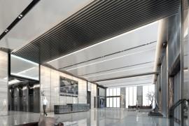 写字楼大堂如何设计,才能更好地为企业服务?